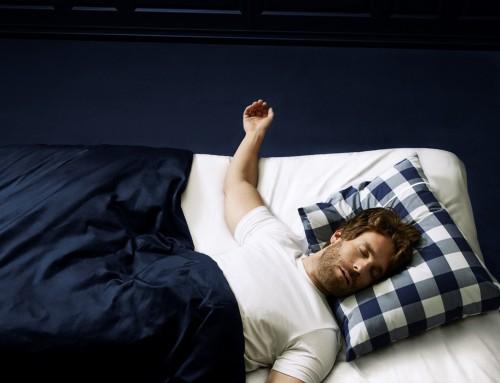 Endlich gut schlafen…