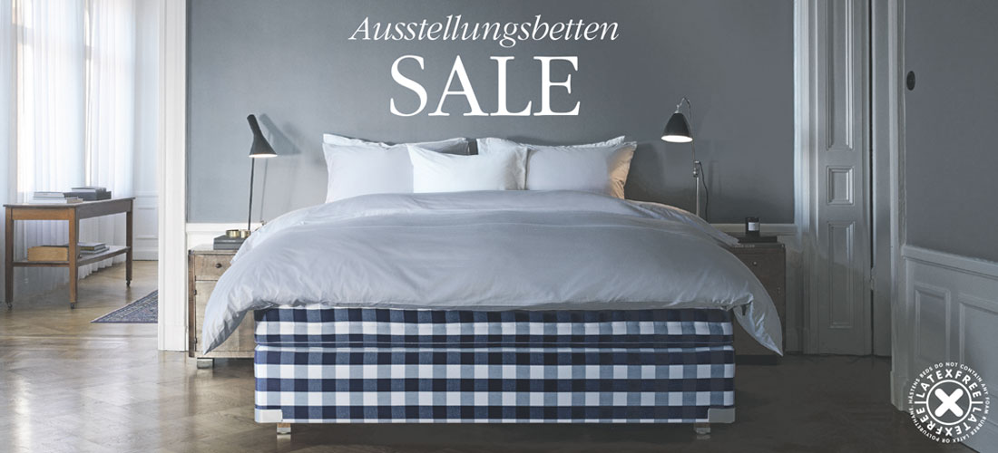 h stens ausstellungsbetten boxspringbetten in k ln d sseldorf. Black Bedroom Furniture Sets. Home Design Ideas