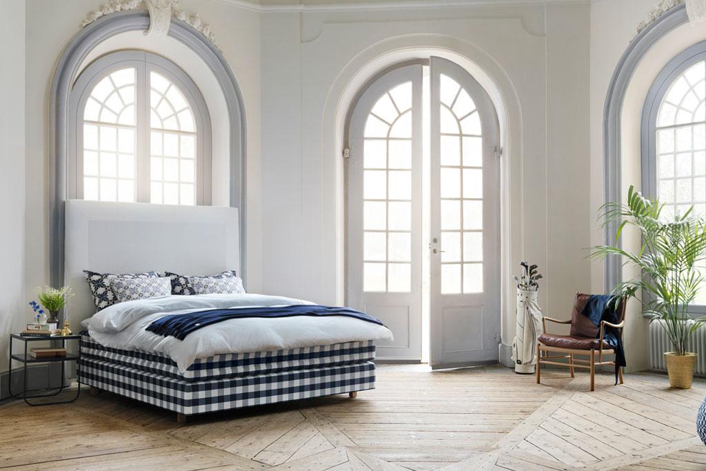 Luxurioses Bett Design Hastens Guten Schlaf Luxurioses Bett Design ...