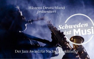 Jazz Award Hastens