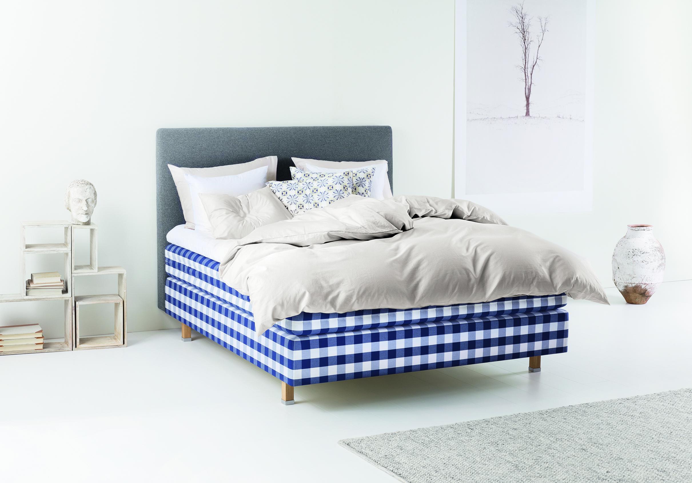 Mitteleuropäische Betten